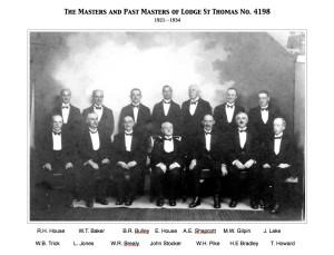 1921past master